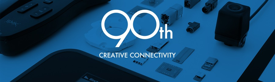 SMK 90th CREATIVE CONNECTIVITY